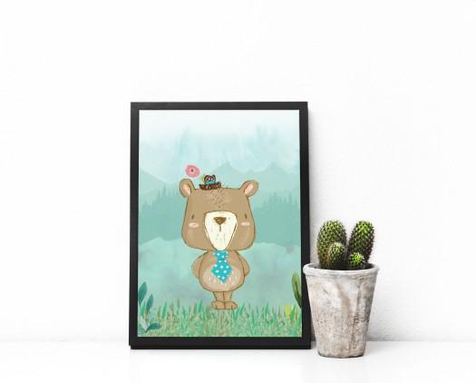Bear Fini